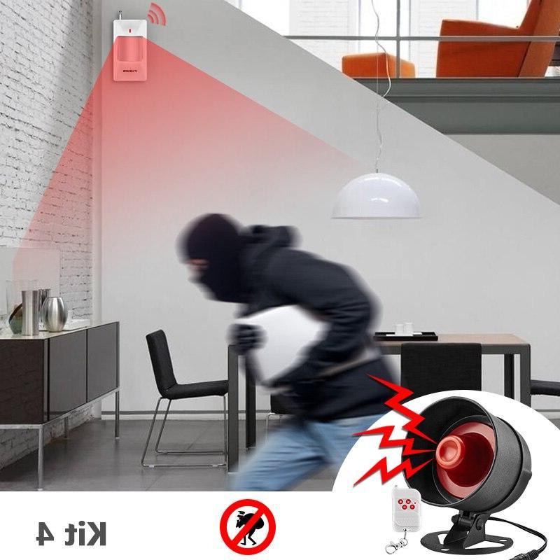 KERUI DIY Local Home Infrared Alarm sensor