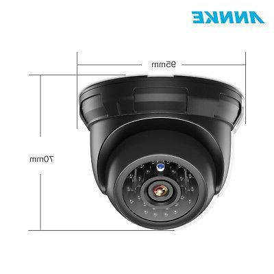 ANNKE Channel DVR Security Camera Hard