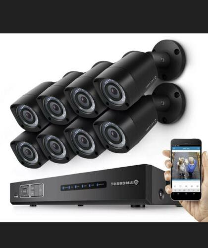 eco series 1080p hdcvi 16ch video security