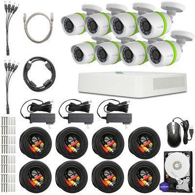 Ezviz 720p 1TB Video Security System with Cameras