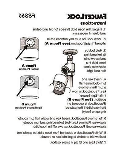 The FaucetLock