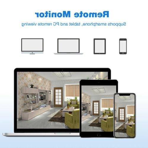 16Channel 5-in-1 Hybrid for home Kit