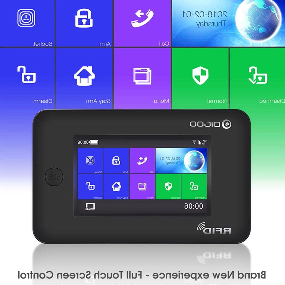 Digoo GSM Home Burglar System