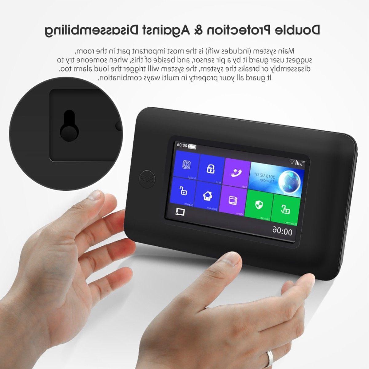 Digoo HAMA GSM Home Alarm System Kit