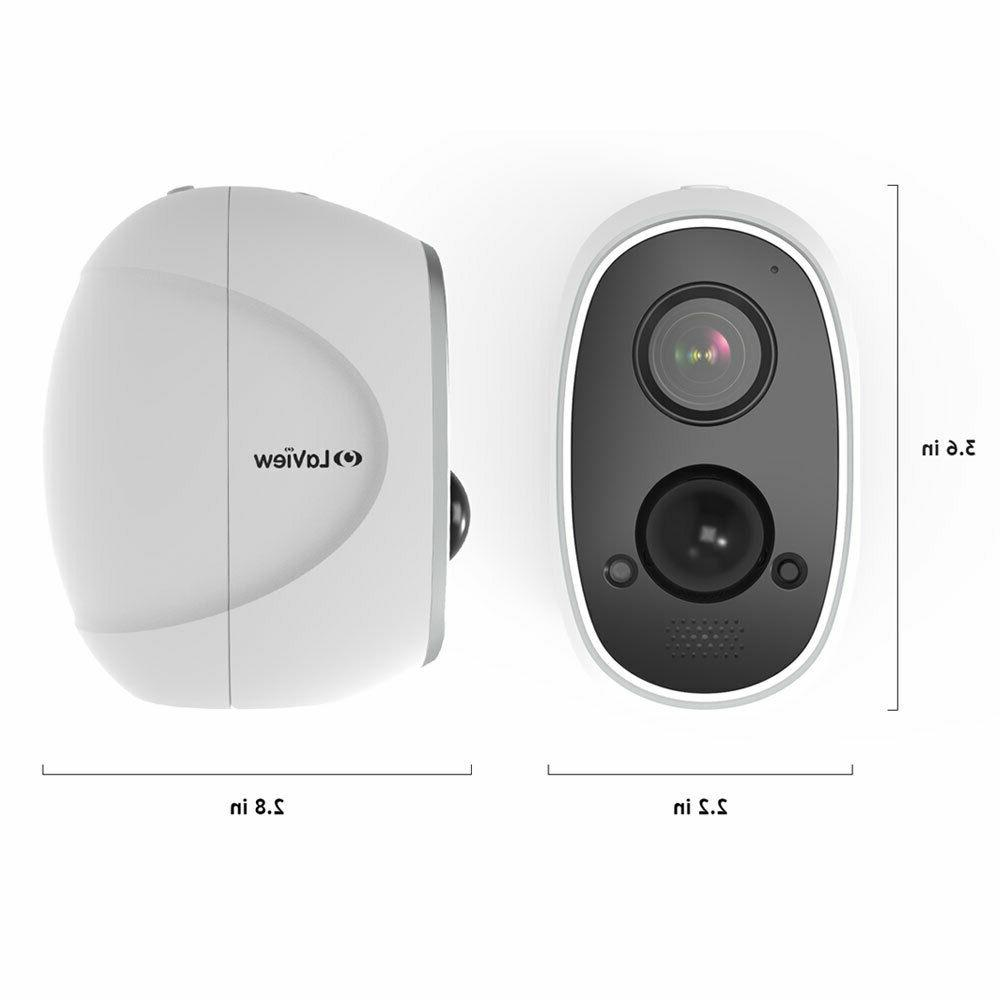 4 System Outdoor HD Wifi