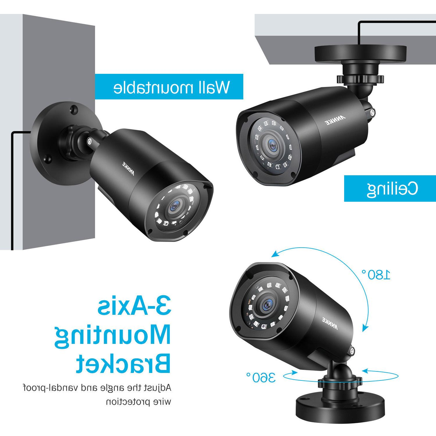 ANNKE System 1080P DVR Night