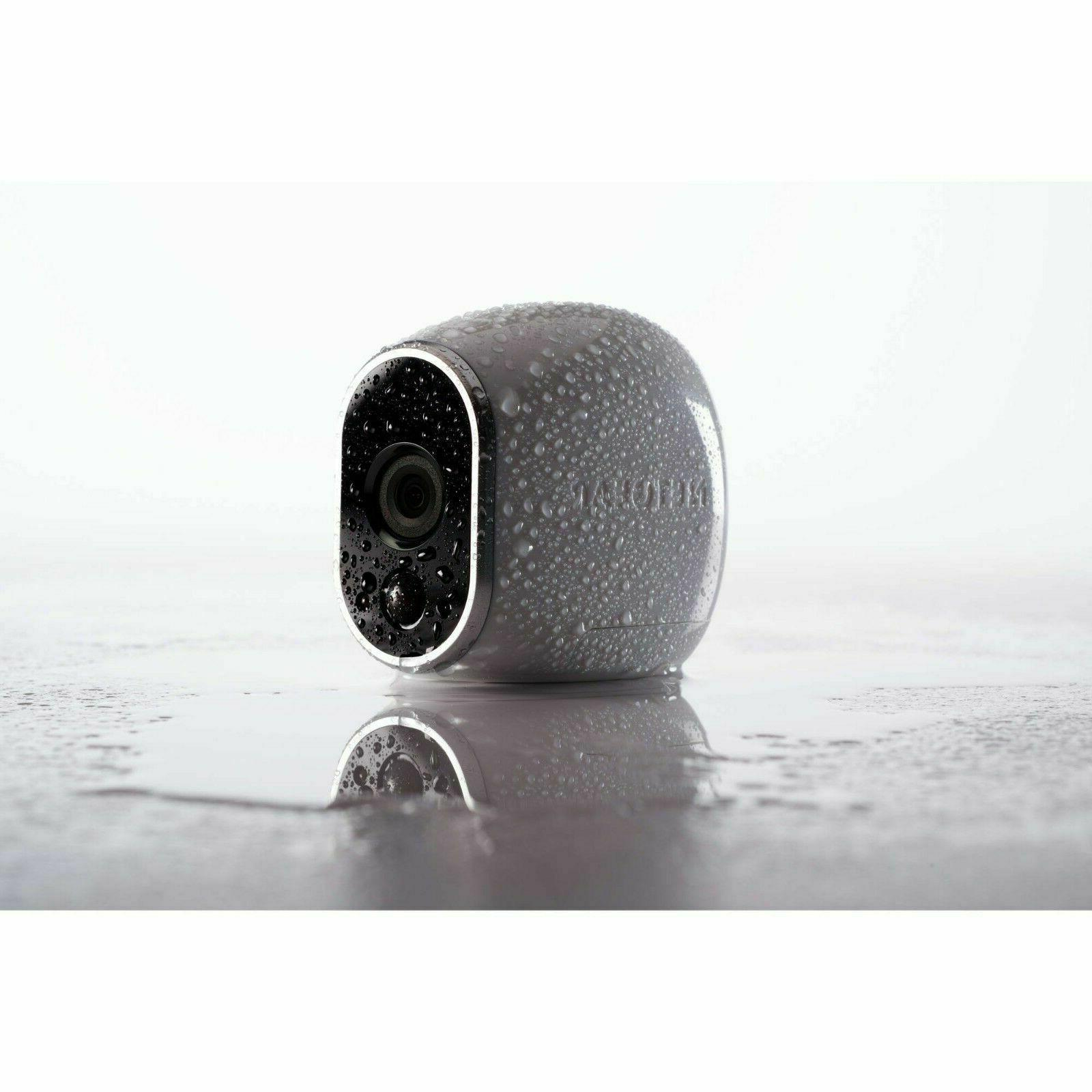 Arlo HD System - 3 Wire-Free