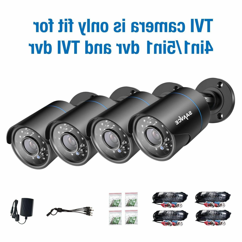SANNCE HD 1500TVL CCTV IR Vision Security Camera