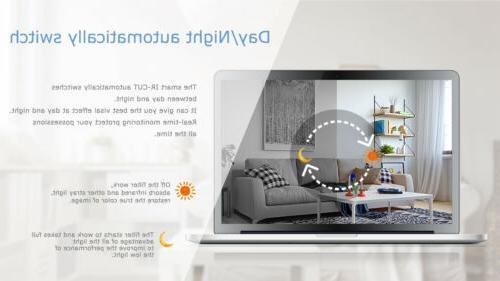 HMEX 4CH Camera System 4*720P DVR