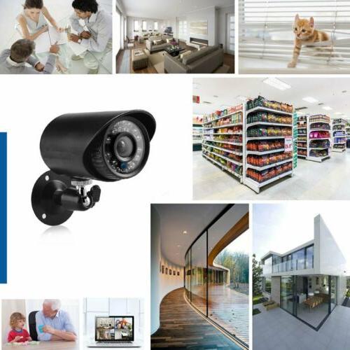 HMEX Camera System 4*720P CCTV DVR