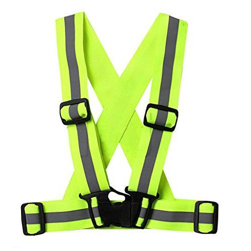 kids reflective vest adjustable safety