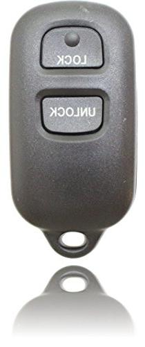 NEW 2006 Toyota Highlander Keyless Entry Key Fob Remote Free
