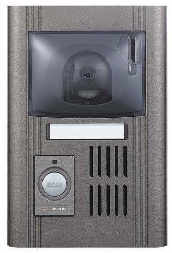 NEW Aiphone JA-DGC Color PanTilt Video Door Station - Semi-F