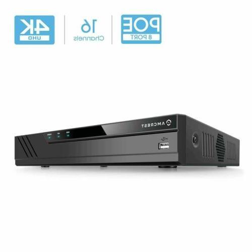 nv4116e 16ch 5 network recorder