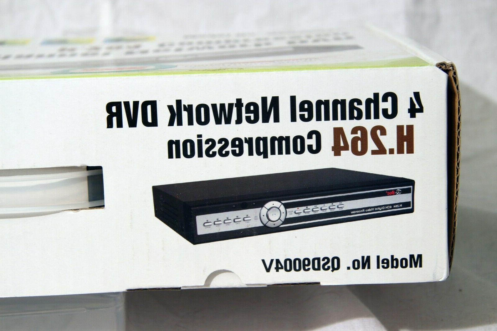 Q-SEE Video Network Recorder W/