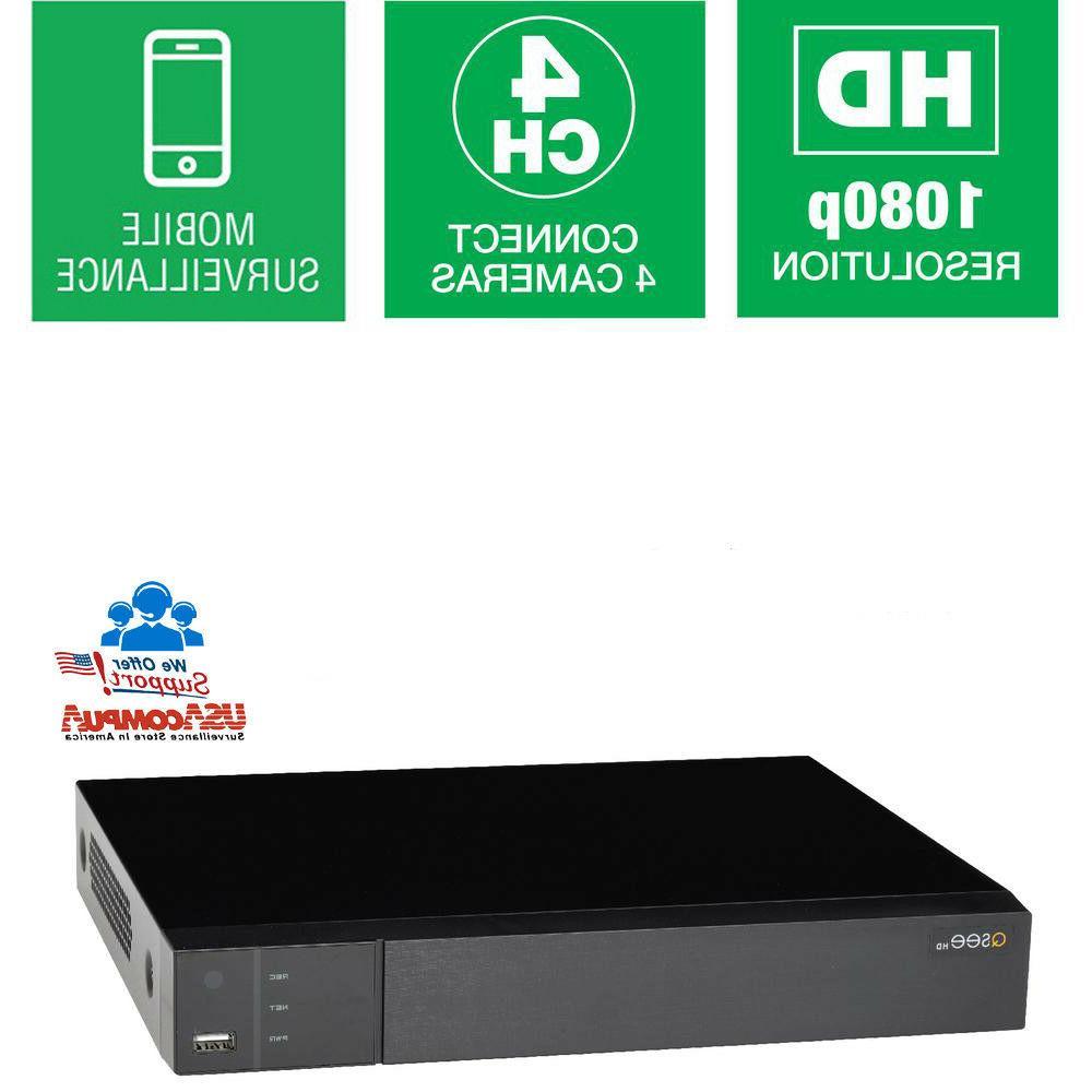 Q-See CH 4 1TB Disk