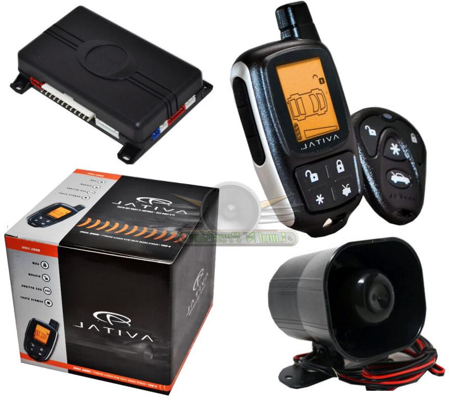 Avital 5303l Security  Remote Start System