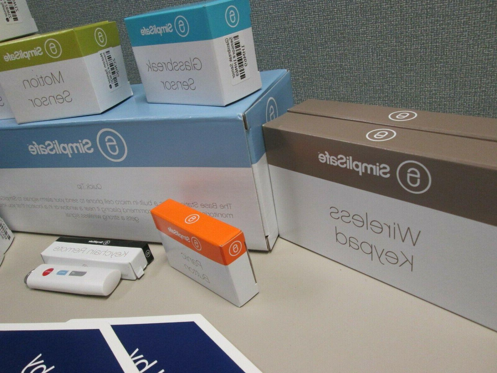 SimpliSafe Security Package