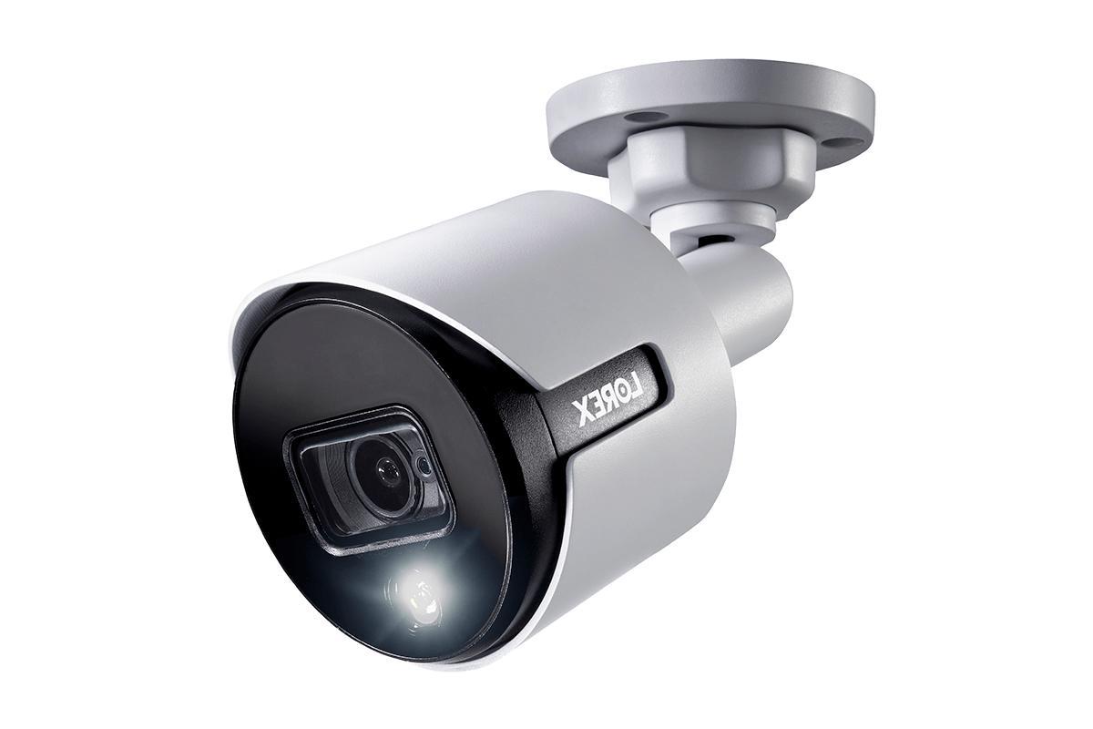 Lorex 2TB 4 Deterrence Bullet Camera System