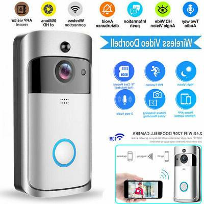Smart Door Camera System Kit