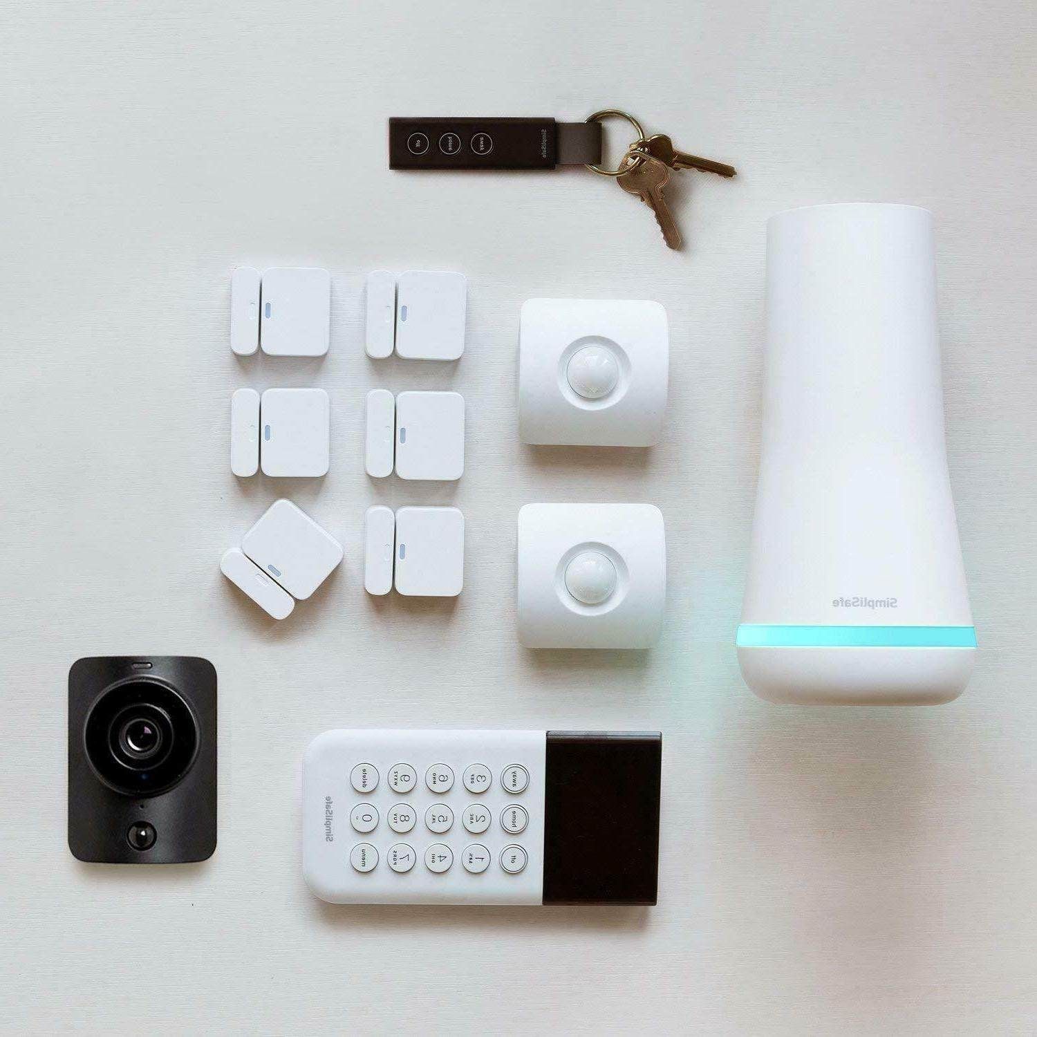 ss3 sams 01 wireless home security system