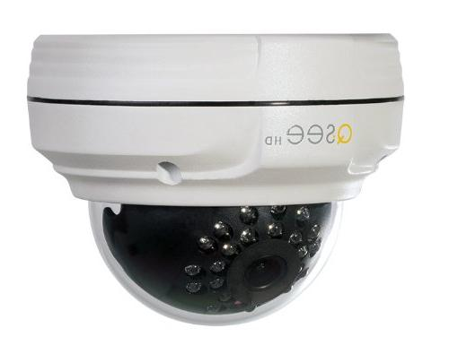 Q-See Surveillance 16-Channel HD IP with 8-4MP Security