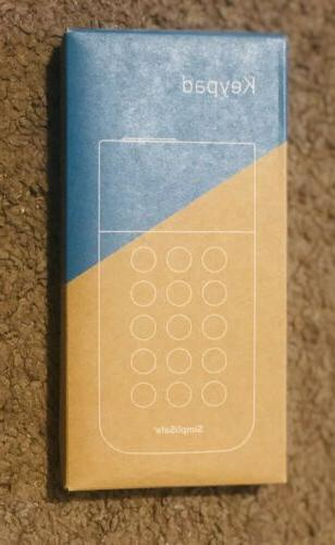 SimpliSafe The Essential security System: PIECES NEW
