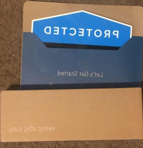 SimpliSafe The System: 8 PIECES - NEW Unopened-