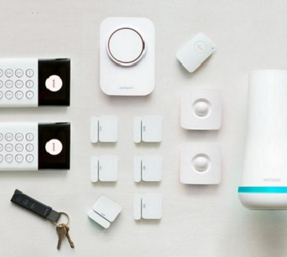 the fortress security system 14 pieces free