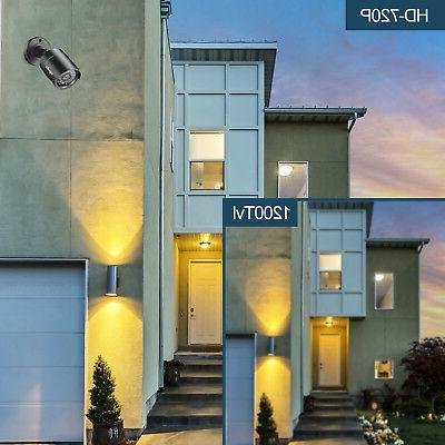 SANNCE 5IN1 Security Cameras