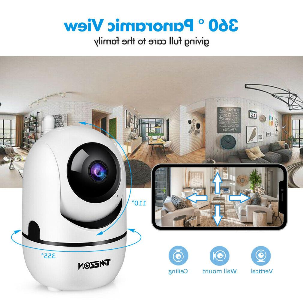 Wireless Camera Indoor Home System Monitor Night