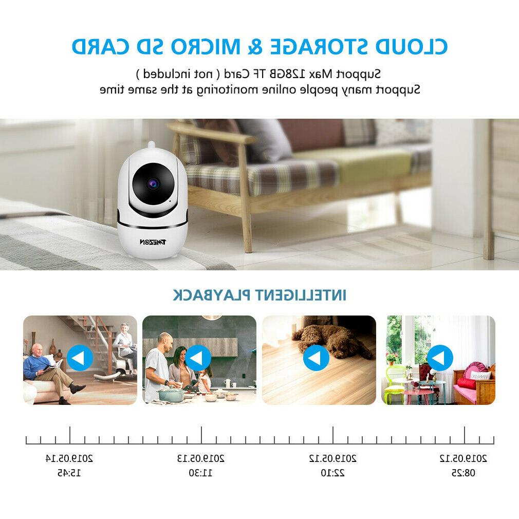 Wireless Camera Home System Monitor IR Vision
