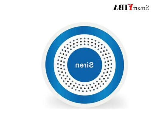 SmartYIBA Wireless <font><b>Security</b></font> System SP Camera System