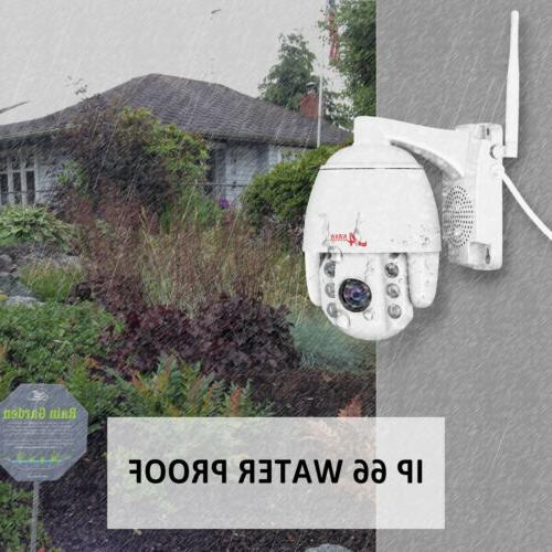 ANRAN WIFI Security Camera Outdoor 2Way Audio Wireless