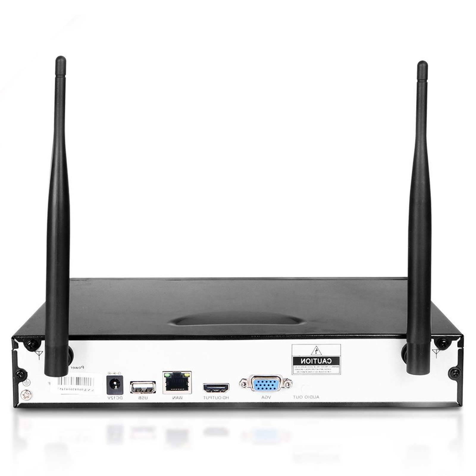 NVR Outdoor Camera CCTV Kit