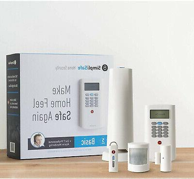 wireless home security basic pack
