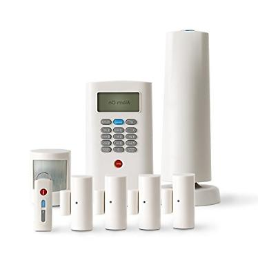 wireless home security command bravo