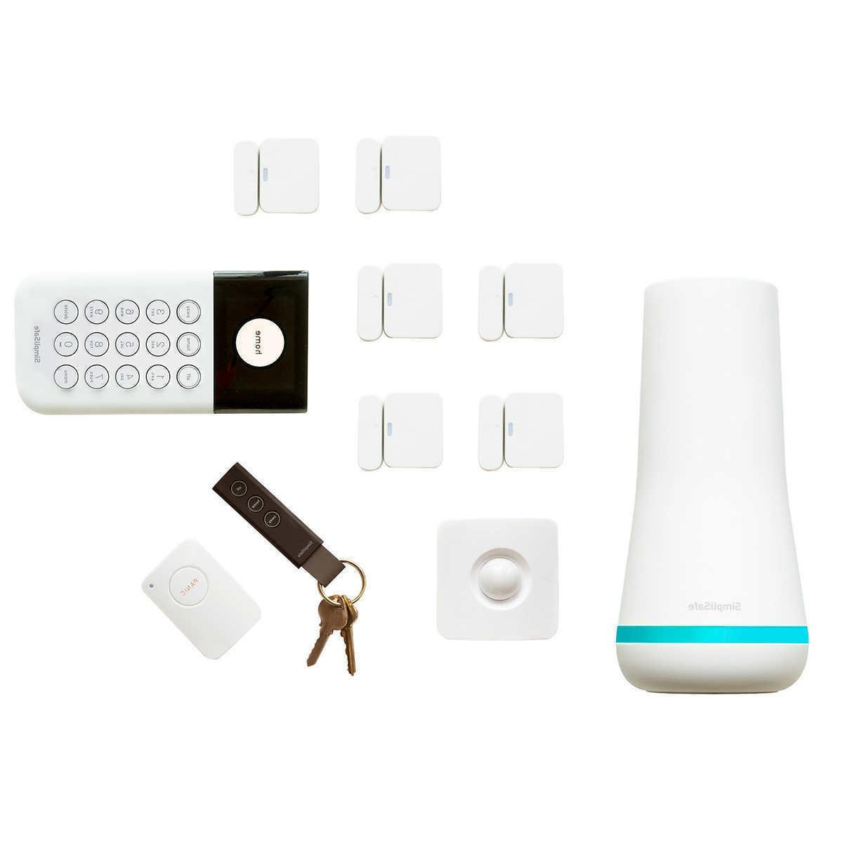 wireless home security system 11 pieces