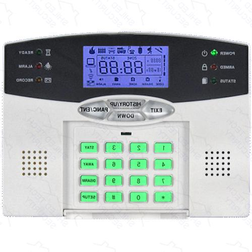Wireless Home 2-Way Remote Burglar AG