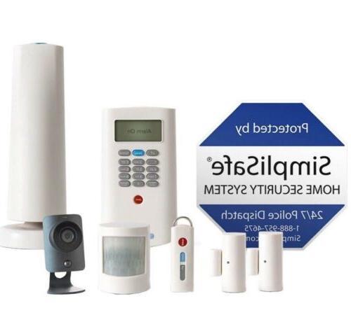 SimpliSafe 7 Security with Camera
