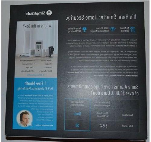SimpliSafe Wireless Home 7 with