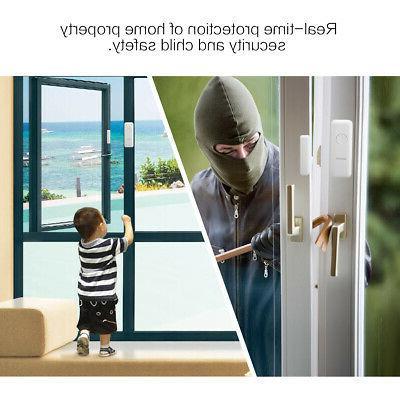 Digoo Home Window Door Burglar Security Magnetic Sensor