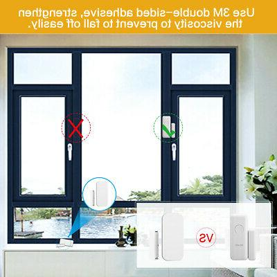 Digoo Wireless Door Burglar Magnetic
