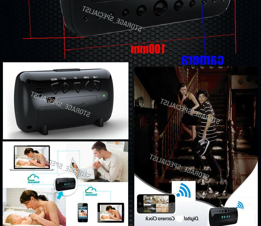 Wireless Camera Security System WIFI Remote Monitoring