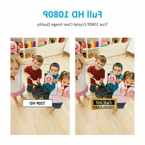 ANRAN Outdoor 1TB HDD CCTV HD