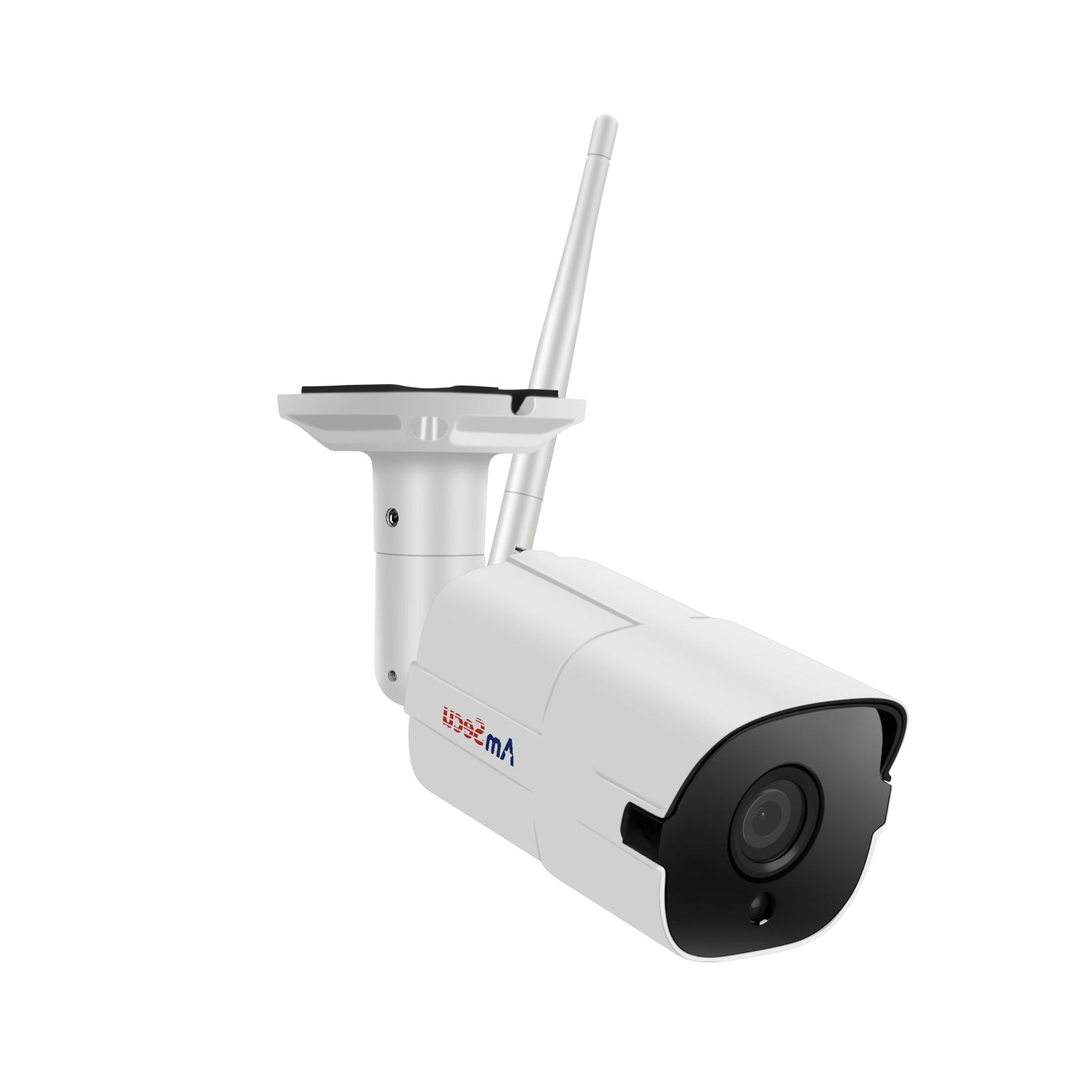 Wireless Security System All-in-One 1080P Channel 3.6mm Cameras