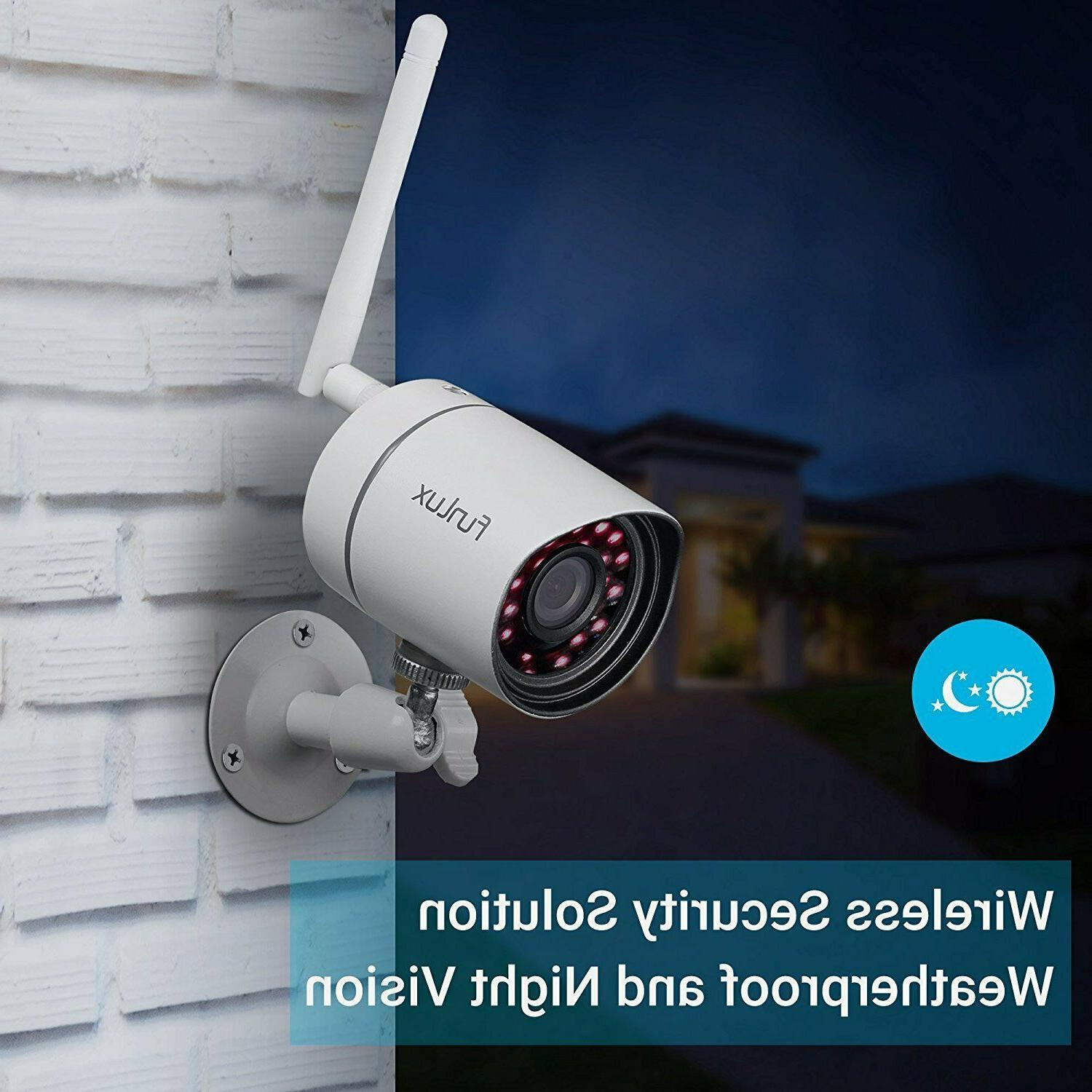 Funlux Wireless System Home Indoor Outdoor PACK