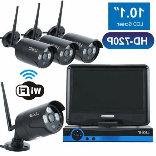 Wireless Security IP Camera Monitor Home Surveillance