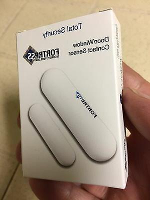 wireless window door diy contact sensor new