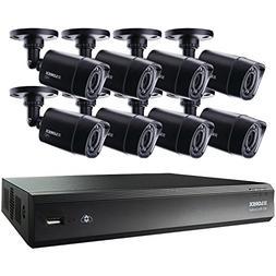 LOREX LHV00161TC8B 16-Channel MPX HD-DVR with 1TB Eight 720p